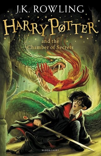 HARRY POTTER AND THE CHAMBER OF SECRETS (2) (RUSTICO)