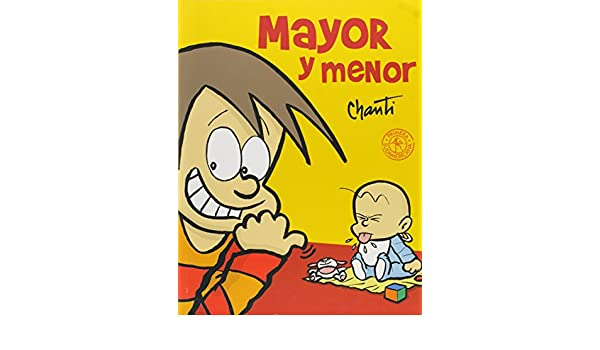 1. Mayor Y Menor
